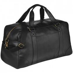 Oxford weekender duffel bag