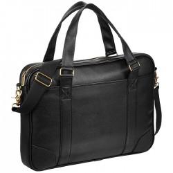 Oxford 15.6`` slim laptop briefcase