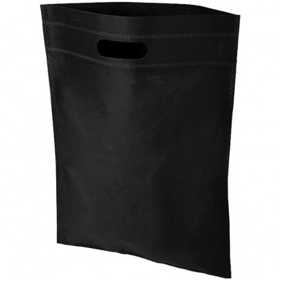 Heat seal exhibition tote