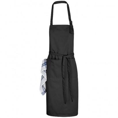 Adjustable apron