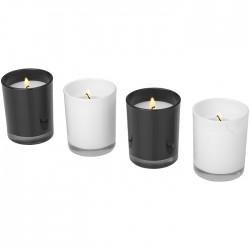 """Hills"" 4-piece Candle Set"
