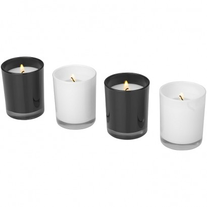 Hills 4-piece Candle Set