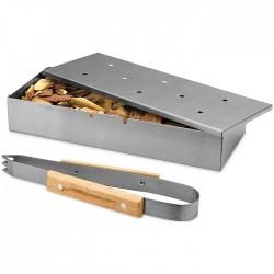 """Pitts"" BBQ smoker box set"