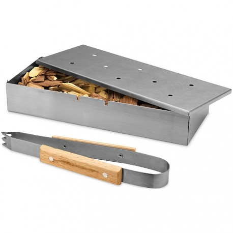 Pitts BBQ smoker box set