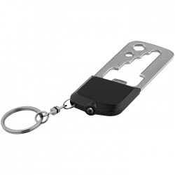 8-function tool key light