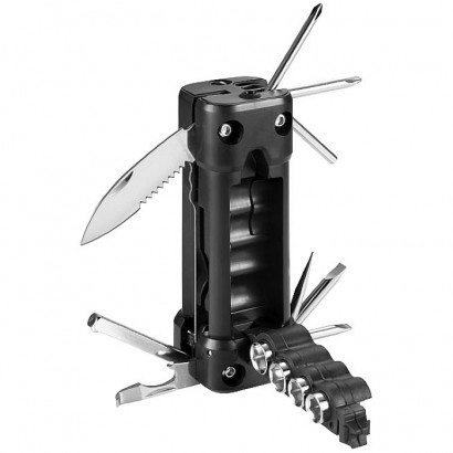 16-in-1 Flashlight laser multi-tool