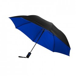21'' 2-section automatic umbrella