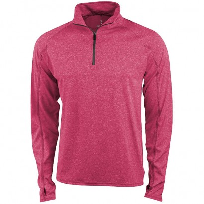 Taza knit quarter zip outdoor fleece