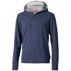 """Reflex"" knit hoody"