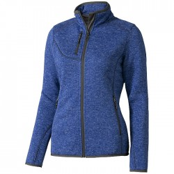 """Tremblant"" ladies knit jacket"
