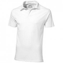 """Let"" short sleeve polo"