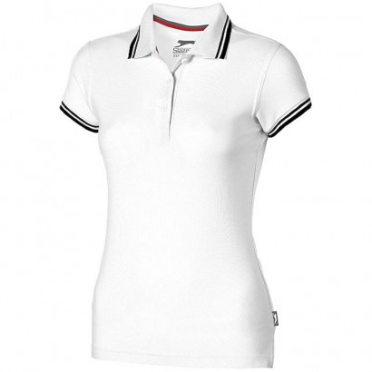 Deuce short sleeve ladies polo