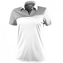 """Prater"" short sleeve ladies polo"