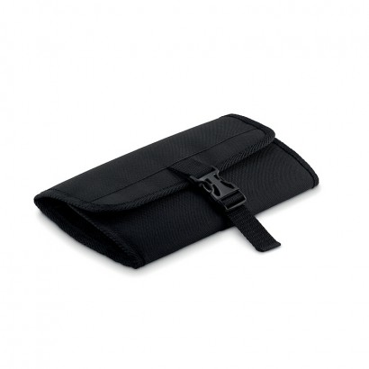 Travel accessories bag in 600D