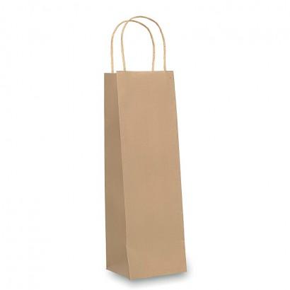 Paper bottle bag