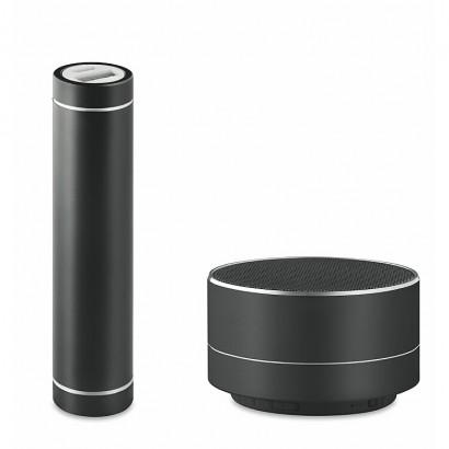 Set Power bank / speaker
