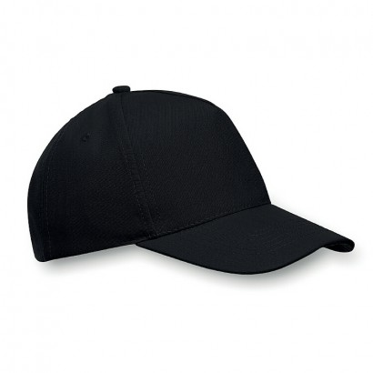 Polyester 5 panel cap
