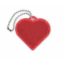 Reflector heart shape