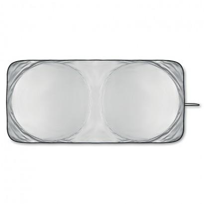 Foldable sun car visor