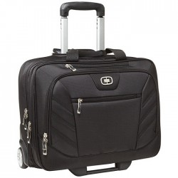17'' wheeled briefcase