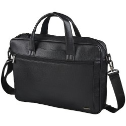 Single computer brief bag