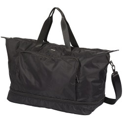 Expandable 15'' computer duffel bag