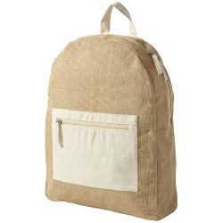 Jute backpack