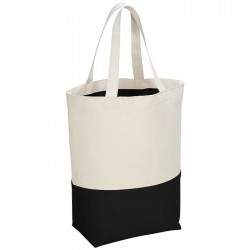 Cotton shopper tote