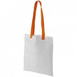 Polyester shopper bag