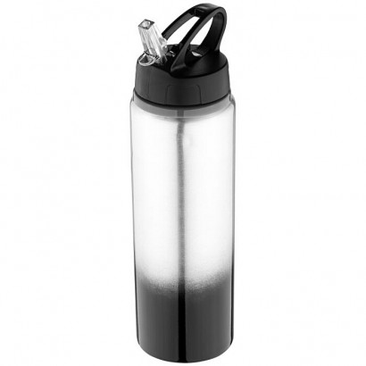 Single wall bottle in gradient colour appearance, 740 ml