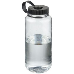 Single wall bottle with twist on lid, 875ml