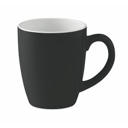 Ceramic coloured mug 290 ml