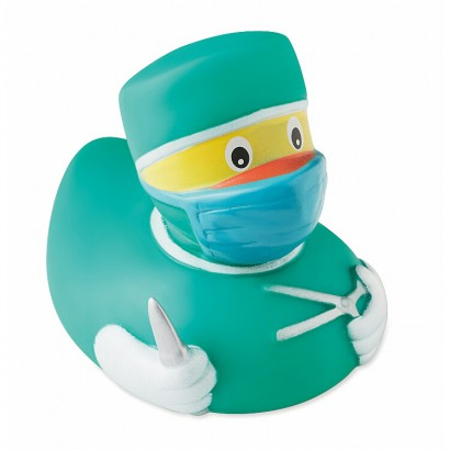 Doctor PVC floating duck