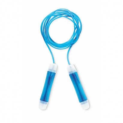 Skipping nylon rope