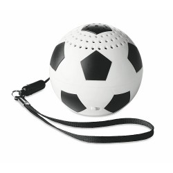 Speaker football shape