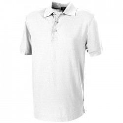 """Crandall"" short sleeve polo"