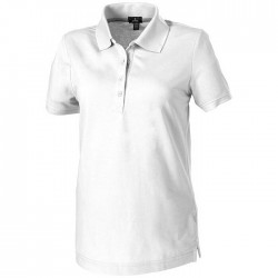"""Crandall"" short sleeve ladies polo"
