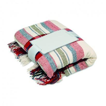 Chenille blanket 100% polyester