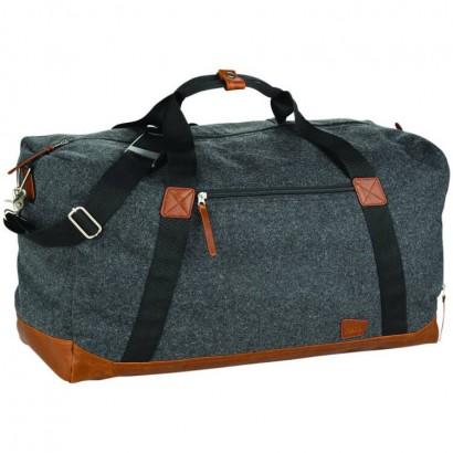 Campster retro-looking 22`` duffel bag
