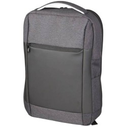 """Slim"" security friendly 15'' laptop backpack"