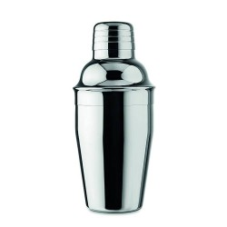 Stainless steel cocktail shaker 300 ml