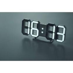 LED digital wall Alarm Clock - Includes AC adaptor