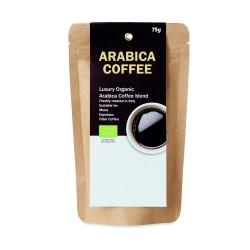 Organic Arabic coffee powder, 75 gr