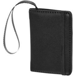 Classic luggage tag , water-resistant, 9.7 x 6 cm
