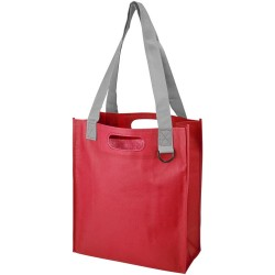 Durable non-woven tote bag