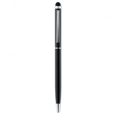 Twist and touch ball pen