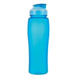 750ml bottle with pop up straw