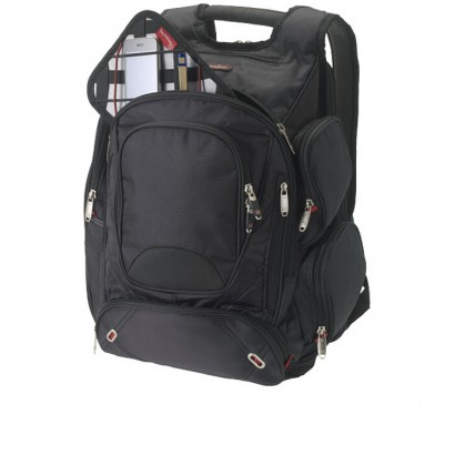 Checkpoint friendly 17` computer backpack