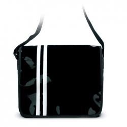 PVC shoulder bag