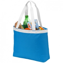 Cooler shopper tote